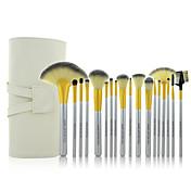 18 Sistemas de cepillo Pelo Sintético Antibacteriano MAKE-UP FOR YOU