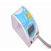 q Interruptor profesional láser Nd YAG tatuaje de cejas lipline pecas máquina de eliminación de la cicatriz del acné marca de nacimiento