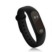 Pulsera Smart iOS AndroidResistente al Agua Long Standby Podómetros Atención de Salud Deportes Despertador Múltiples Funciones