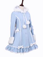 Kabát Gothic Lolita Princeznovské Cosplay Lolita šaty Módní Dlouhý rukáv Lolita Kabát Pro