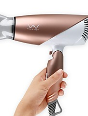 vívido&vogue secador de cabelo elétrico ferramentas de estilo barulho baixo salon de cabelo vento quente / frio