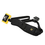 alça de ombro tira rápida para câmeras SLR e DSLR