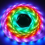2M Water Proof farveskiftende LED Light Bar med fjernbetjening og 120 lysdioder