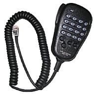 YAESU MH-48A6J håndholdt mikrofon med digitale knapper til FT-7800R / FT-8800r / FT-8900R - Sort