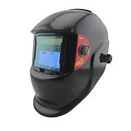 bateria li filtro solar escurecimento automático tig mig mag mma moagem máscara de solda elétrica / capacetes / soldador tampa da lente