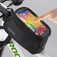 ROSWHEEL Geantă Motor 1.5LTelefon mobil Bag Genți Cadru Bicicletă Genți Scaun Bicicletă Impermeabil Fermoar Impermeabil Ecran tactil