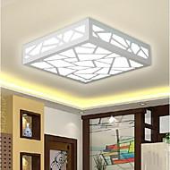 Montagem do Fluxo ,  Contemprâneo Tradicional/Clássico Pintura Característica for LED Madeira/BambuSala de Estar Quarto Sala de Jantar