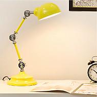 Max 60W Inovador Luzes de Secretária , Característica para LED / Braço Dobrável / Proteção de Olhos , com Pintura Usar Interruptor On/Off