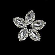 10kpl Marquise kristalli metalliseos strassi linja sormenpäät tarvikkeet kynsikoristeet koriste