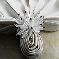 akryyli kukka lautasliinarengas, akryyli, 4,5 cm, sarja 12