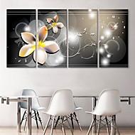 e-Home® kukka kellon kankaalle 4kpl