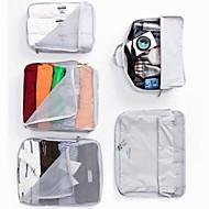 Bewaarzakken Textiel metKenmerk is Voor tijdens de reis , Voor Ondergoed Wasgoed
