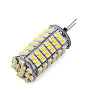 9W G4 LED Mais-Birnen T 102 SMD 3528 1200 lm Warmes Weiß / Kühles Weiß DC 12 V 1 Stück
