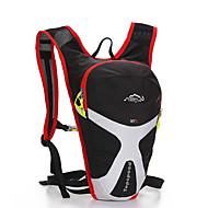 West biking Pyörälaukku 5LRetkeilyreput Gym Bag / Joogamatto Pyöräily ReppuVedenkestävä Nopea kuivuminen Sateen kestävä Kestävä