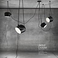 Riipus valot ,  Moderni Maalaus Ominaisuus for Minityyli Metalli Living Room Makuuhuone Työhuone/toimisto