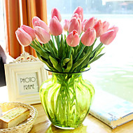 PU / Majątek dotykowy Tulipany Sztuczne Kwiaty