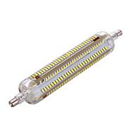 Ywxlight® r7s 118mm 12w 228 * 3014smd 1000lm 360 ° chaud / naturel / fraîcheur ampoules de maïs blanc 220-240v 1 pcs