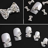 Nail Jewelry - Lovely - Sormi - Metalli - 1 - 10pcs