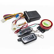 motocykl skuter 2 sposobem alarmu czujnik drgań pilot system zabezpieczenia głośników alarmowy 125 dB