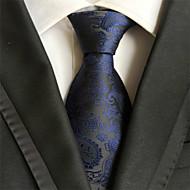 Paisley Classic Men's Tie Necktie Wedding Party Gift