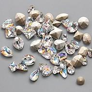 Nail Jewelry - Abstrakti / Häät - Sormi - Muuta - 7X5X1 - 10
