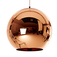 MAX:60W Függőlámpák ,  Ország Antik bronz Funkció for A tervezők Fém Hálószoba / Étkező / Dolgozószoba/Iroda / Bejárat / Folyosó
