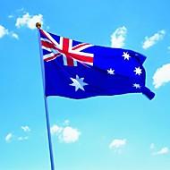 90x150cm suuri australia lippu polyesteri AUD kansallinen bannerin sisustus