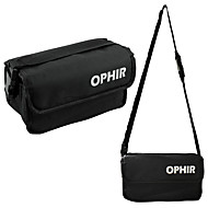 Ophir 12x ongles kit encre aérographe 0.3mm aérographe avec aérographe ongles pochoir ; sac ; set de nettoyage à brosse