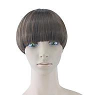 cheveux humains bruns bouclés crépus tisse chignons 2009