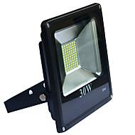 30W Focos de LED 2400-2800Lm lm Branco Quente / Branco Frio SMD 5730 Impermeável AC 220-240 V 1 Pças.