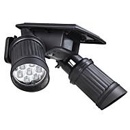 zonne-draadloze menselijke beweging pir sensor licht 14 LED 150lm landschap spotlight lamp armatuur voor zolders pathway