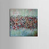 Maalattu Abstrakti Maisema Asetelma Fantasy öljymaalauksia,Moderni Classic European Style 1 paneeli Kanvas Hang-Painted öljymaalaus For