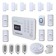 433MHz Mensagem Celular 433MHz GSM Alarme por telefone Alarme SMS Alarme de som Alarme Local Alarme de E-mail Home Sistemas de alarme