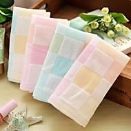 WaschtuchReaktiver Druck Gute Qualität Gemischte Polyester/Baumwolle Handtuch