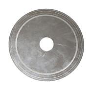 spékání 10-palcový x 25 x 1 diamantové slinuté slitiny pilový list