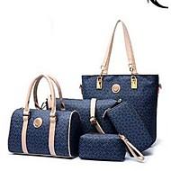 Női PU Alkalmi Bevásárlótáska