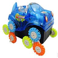 LED - Beleuchtung Auto Spielzeug Plastik Regenbogen Model & Building Toy