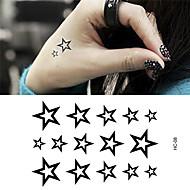 1 Acțibilde de Tatuaj Serie de AnimaleBebeluș / Copil / Dame / Bărbați tatuaj flash Tatuaje temporare