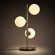 max10w Moderni/nykyaikainen Pöytälamppu , Ominaisuus varten Silmäsuoja , kanssa Galvanoitu Käyttää Päälle/pois -kytkin Vaihtaa
