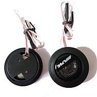 mini-tweeter à dôme haut-parleur alpin voiture audio haut-parleur de voiture 1pair haute efficacité universelle super voiture tweeters