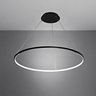 Riipus valot ,  Moderni Kromi Ominaisuus for LED Metalli Living Room Ruokailuhuone Työhuone/toimisto Lastenhuone Pelihuone