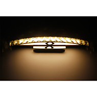 Vegglamper/Baderomslys Krystall/LED Moderne/ Samtidig Metall