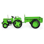 Bauernhoffahrzeuge Spielzeuge Auto Spielzeug 1:18 ABS Plastik Metall Grün Model & Building Toy