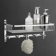 nykyaikainen messinki saippua kori kromi