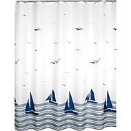 Contemporânea Poli / algodão 180*180CM  -  Alta qualidade Cortinas de Banheiro