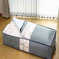 Opslag Dozen Bewaarzakken Ongeweven met Kenmerk is Met deksel , Voor Ondergoed Doorgestikte deken