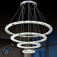 Πολυέλαιοι ,  Μοντέρνο/Σύγχρονο Παραδοσιακό/Κλασικό Tiffany Χώρα Γαλβανισμένο Χαρακτηριστικό for Κρυστάλλινο LED ΜέταλλοΣαλόνι