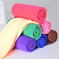 WaschtuchSolide Gute Qualität 100% Mikrofaser Handtuch