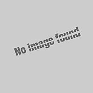 Afro Kinky punokset Virkkaus Kihara Bouncy Curl 100% kanekalon-hiuksiaBlack / Mansikka Blonde Black / Medium Auburn Musta / Burgundy