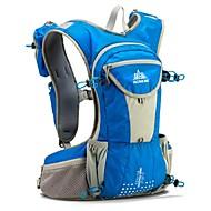 Hydratatiepak & Waterzak Fietsen Backpack voor Klimmen Fietsen Hardlopen SporttasWaterdicht Ingebouwde Thermosfles Houder